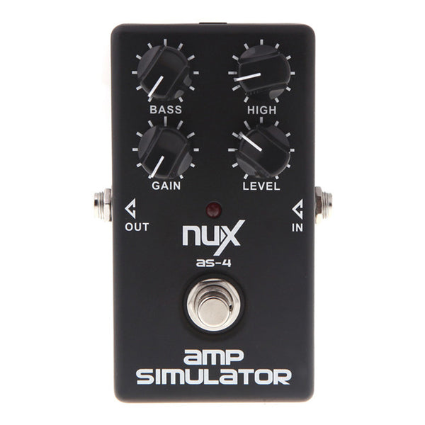 NUX AS-4 Modern Amplifier Simulator