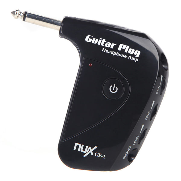 Nux GP-1 Guitar Plug Headphone Amp