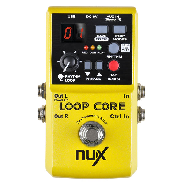 Nux Loop Core Phase Effect Pedal