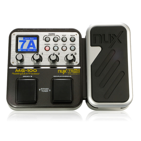 Nux MG-100 Multi-Effects Effect Pedal