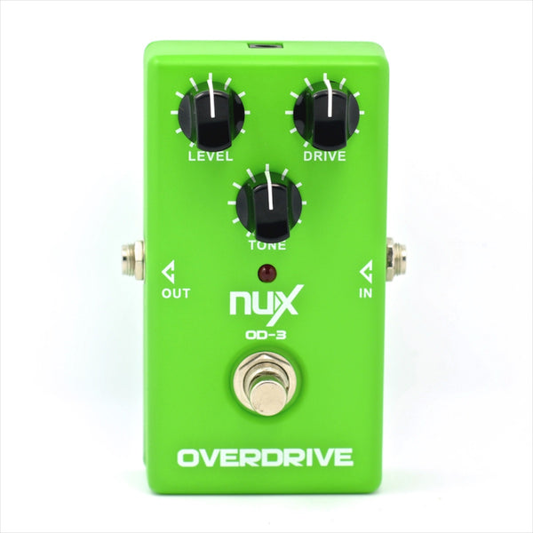 Nux OD-3 Vintage Overdrive Effect Pedal