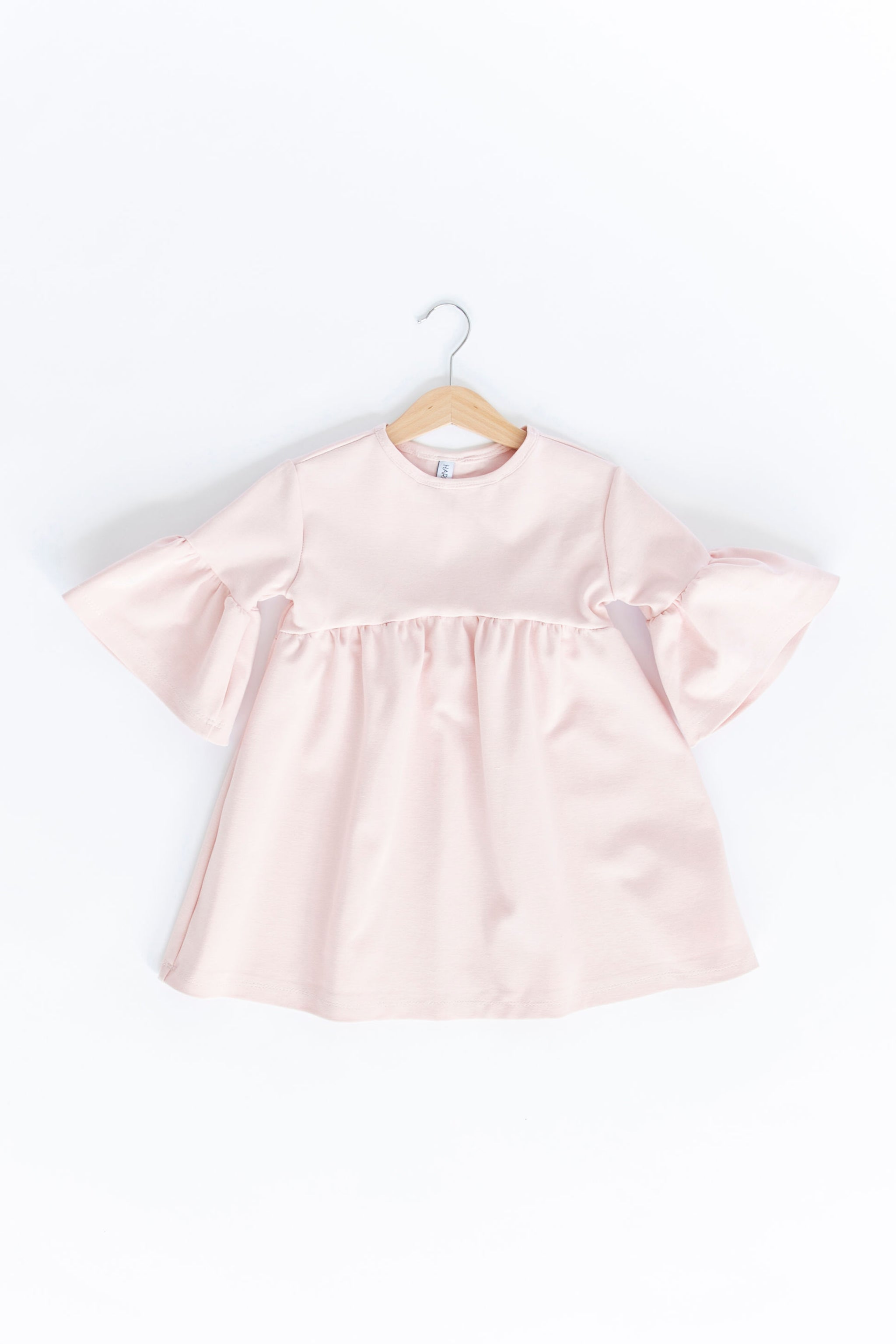 MINI - Petal - Ruffle Bell Dress