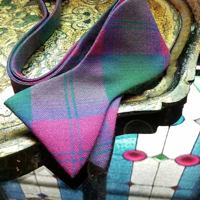 Scottish Wool Tartans Bow Ties