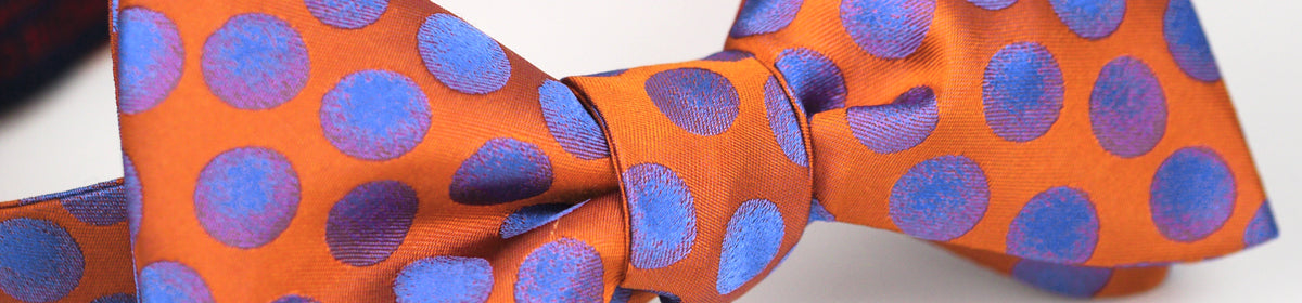 Bow Ties Orange