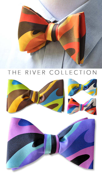 The River Collection Bow Ties