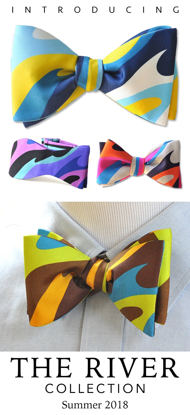 River Collection Bow Ties