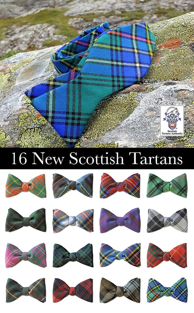 Scottish Wool Tartans