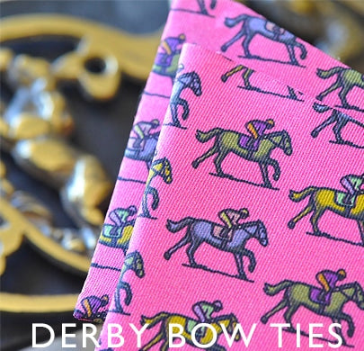 Triple Crown Derby Bow Ties
