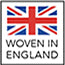 Woven in England
