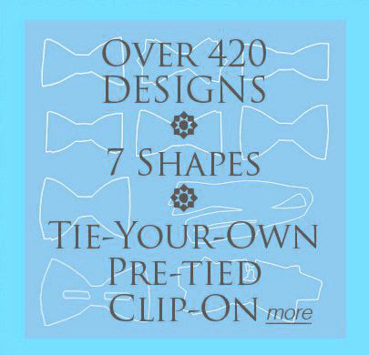 Bow Tie Shape and Style