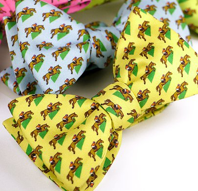 Horses Bow Ties American Made