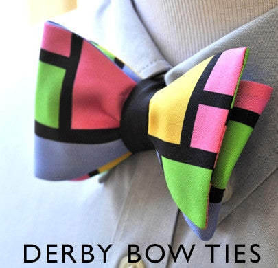 Derby Bow Ties