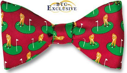 bow ties golf putting green american made