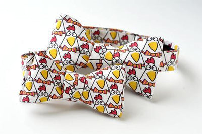 Sandra Boynton Dapper Chickens Bow Ties