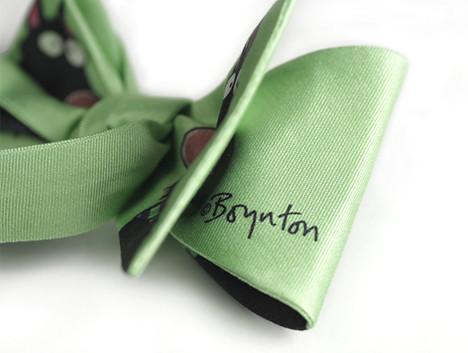 Sandra Boynton Bow Ties MacDogg Scottish Terrier