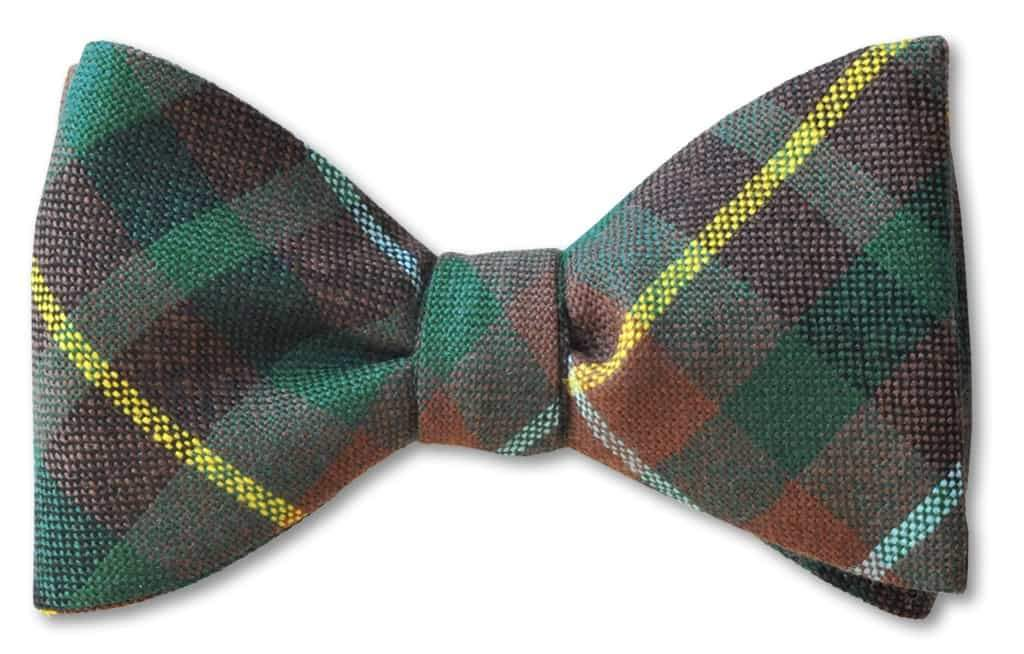 Buchanan Hunting Wool Tartan