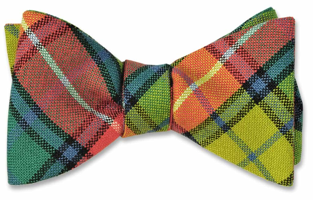 Buchanan Ancient Wool Bow