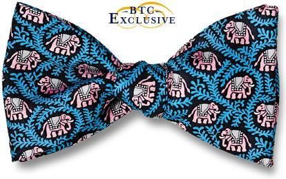bow ties elephants american made