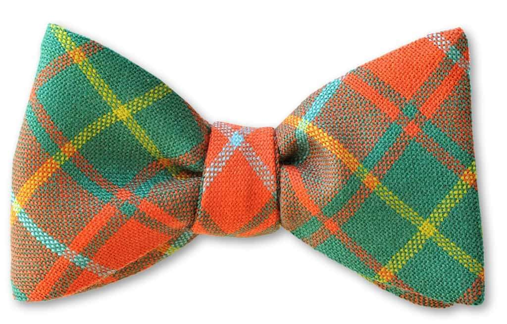 Burnett Ancient Wool Tartan