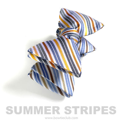 Summer bow tie collection