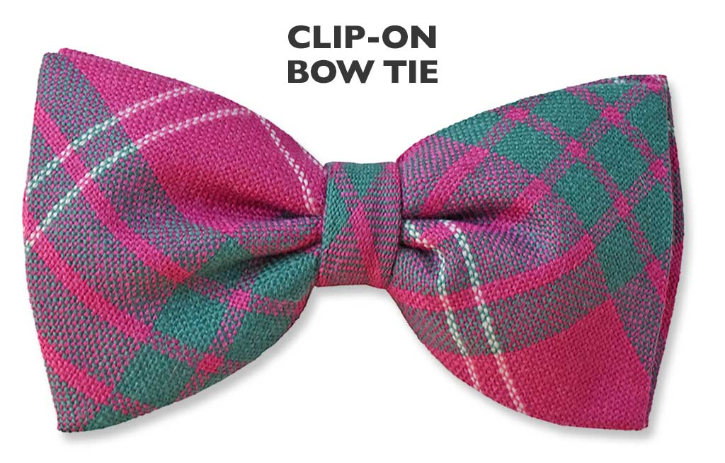 Clip On Bow Tie 162