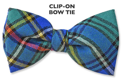 Clip On Bow Tie 163