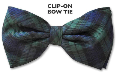 Clip On Bow Tie 122