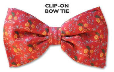 Clip On Bow Tie 124