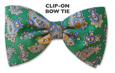 Clip On Bow Tie 158