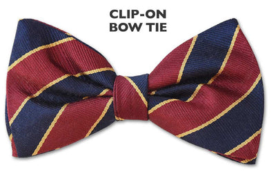 Clip On Bow Tie 161