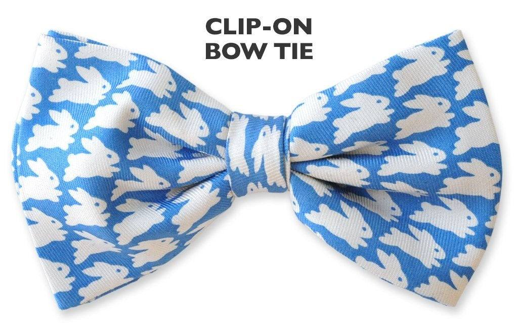 Clip On Bow Tie 090