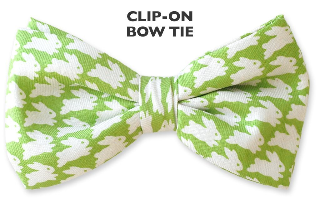 Clip On Bow Tie 091