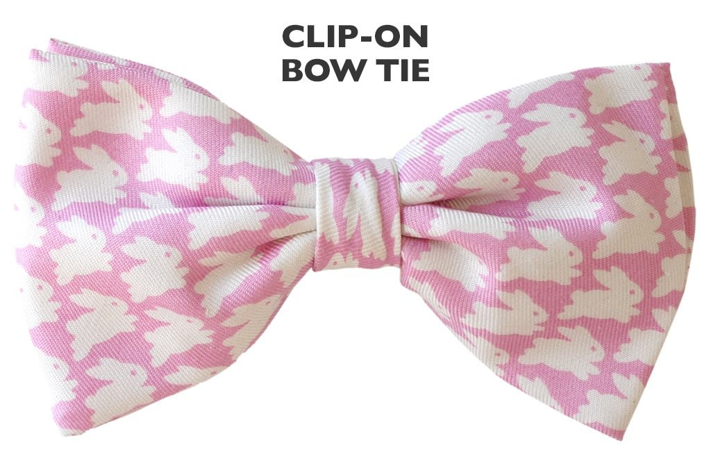 Clip On Bow Tie 092