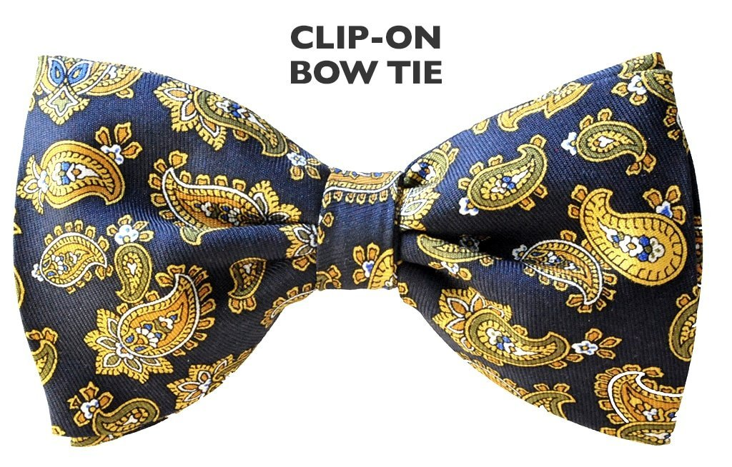 Clip On Bow Tie 118