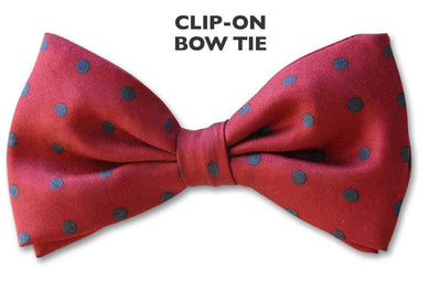 Clip On Bow Tie 130