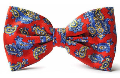 Clip-on Bow Ties American Made 019