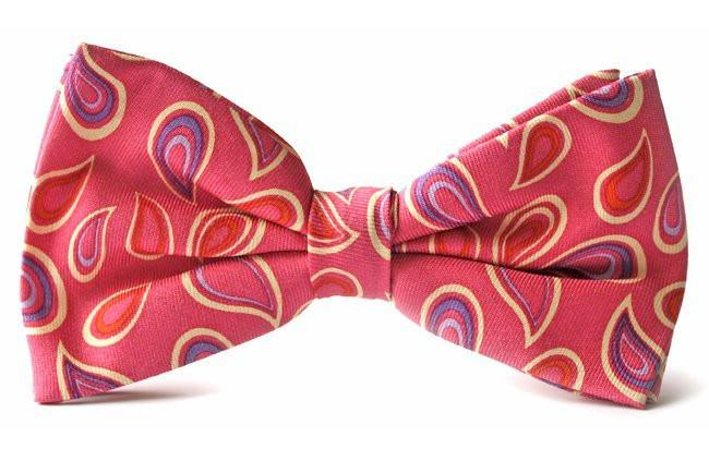 Clip-on Bow Ties American Made 024