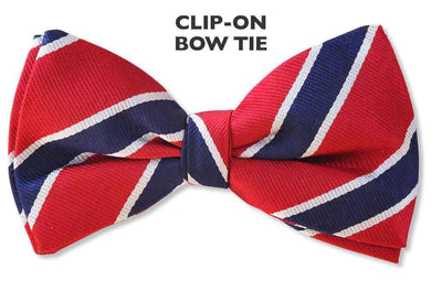 Clip On Bow Tie 133