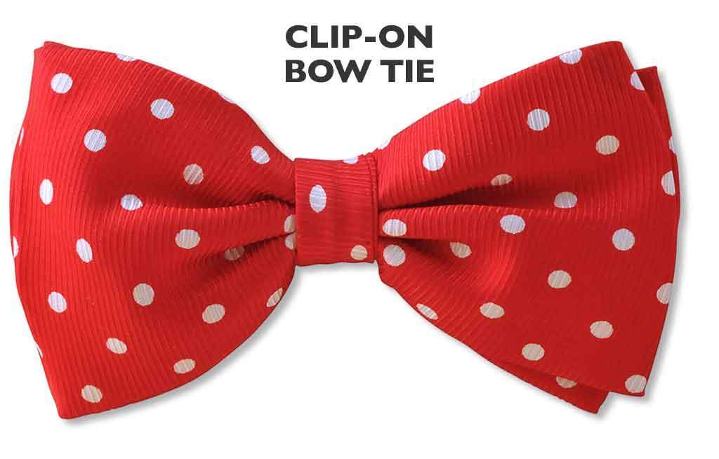 Clip On Bow Tie 135