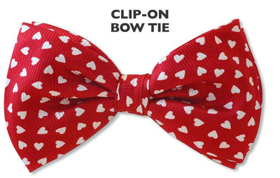 Clip On Bow Tie 136