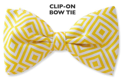 Clip On Bow Tie 137