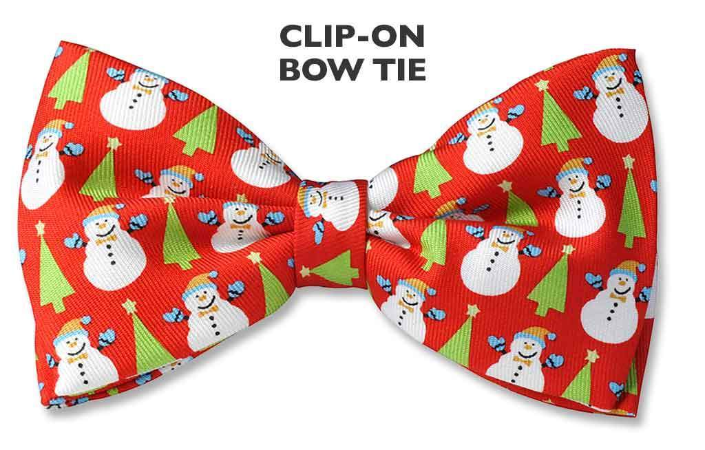 Clip On Bow Tie 139