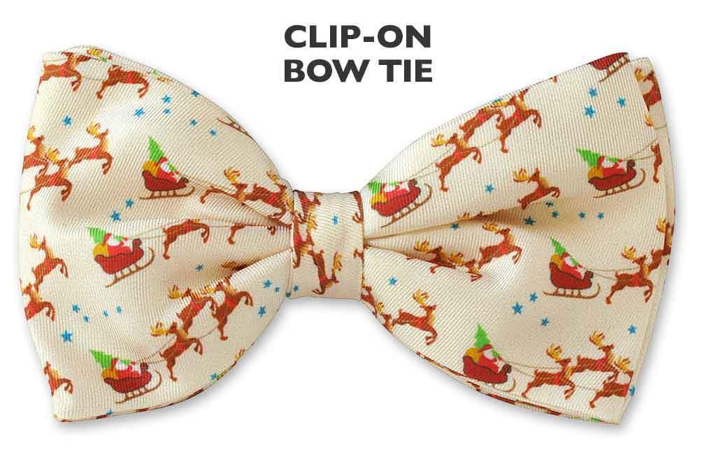 Clip On Bow Tie 141