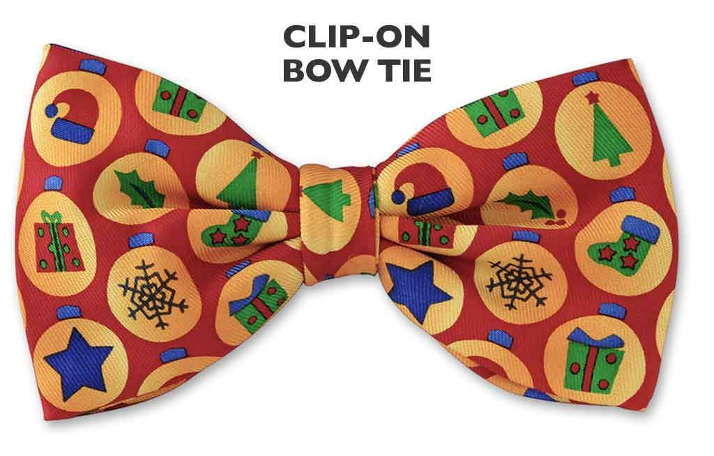 Clip On Bow Tie 144