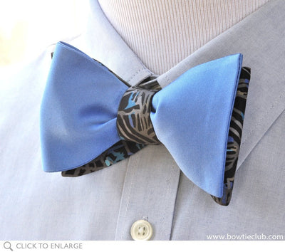 dreamweaver grey bow tie