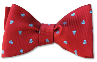 Heartsong Bow Tie