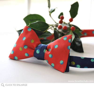 Holiday Cheer Bow Tie