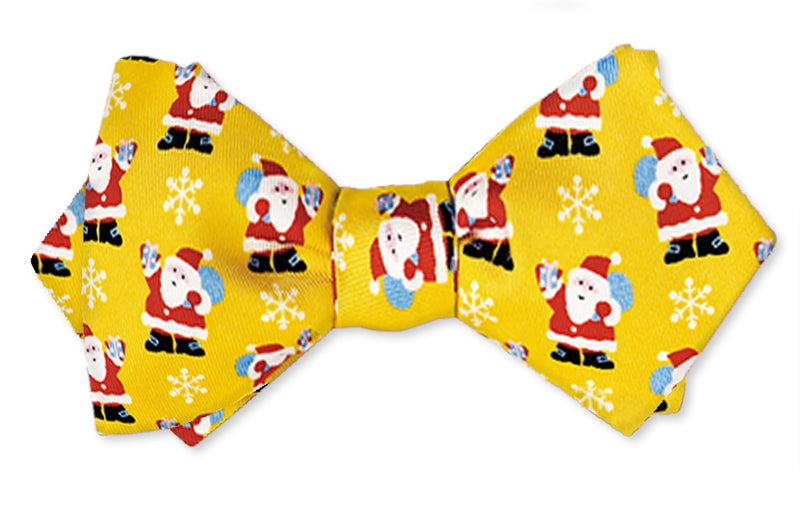 Jolly Santa DP Self-tie