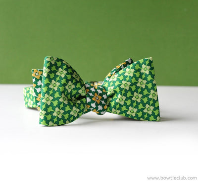 St Patrick's Day Bow Ties option 1