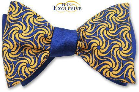 Reversible two sided bow tie